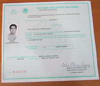 Certificado Prepa